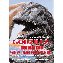Godzilla Vs. The Sea Monter