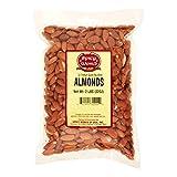 Almonds Whole Natural 2lb (32 Ounces)