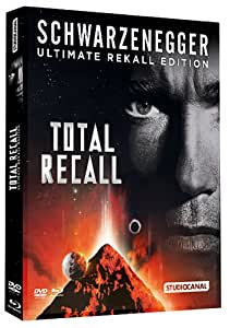 Total Recall [Ultimate Rekall Edition - Blu-ray + DVD + Copie digitale]