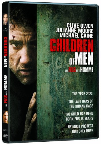 Cover art for  Children of Men