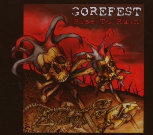 RISE TO RUIN (LTD. CD) by GOREFEST (2009-01-01)
