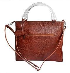 Stylogy Tote Bag (Brown) (BAGLTO1300011)