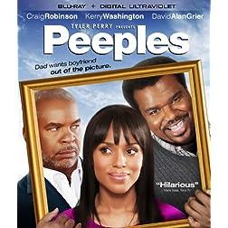 Tyler Perry Presents Peeples [Blu-ray]