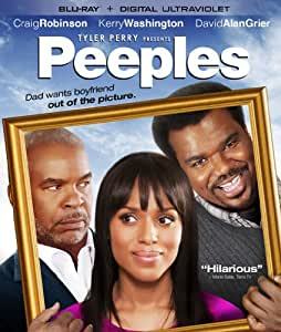 Peeples [Blu-ray] [Import]