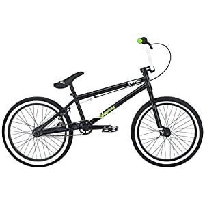 "Mongoose Boys Index 5.0 20"" Wheel Freestyle Bicycle, Black"