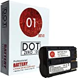 Replacement Canon BP-511 Battery for Canon EOS 50D, 40D, 50D, G1, G2, G3, G5, G6, PRO1, 10D, 20D, 30D, 300D, 5D Digital SLR Camera and Canon BP511