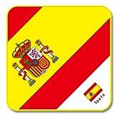 世界の国旗 ハンドミニタオル H(スペイン)