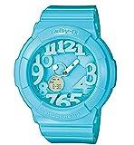 CASIO カシオ Baby-G ベビーG BGA-130-2B ライトブルーNeon Dial Series ネオンダイアルシリーズ 海外モデル レディース 腕時計 女性用 時計 ウォッチ 【逆輸入品】