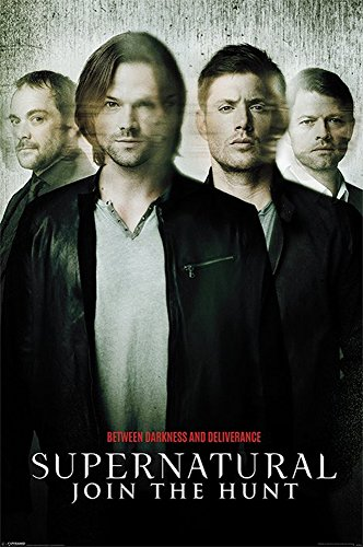 Supernatural - Poster - Join The Hunt + Poster a sorpresa