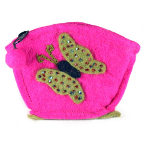 Earth Divas NFP-26-132-B Pink Pressed Wool Felt