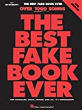 "The Best Fake Book Ever: For Keyboard, Vocal, Guitar, and All ""C"" Instruments (4th Edition)"