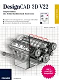 Software - DesignCAD 3D V22: Complete Edition inkl. Toolkit Maschinenbau & Konstruktion