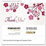 Amazon eGift Card - Thank You (Flowers)