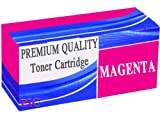 Compatible Magenta Toner Cartridge Set for OKI C310 C310N C310dn C330 C330DN C331 C510 C511 C530 C530DN C531 MC351DN C351 MC352 MC361 MC362 MC561 MC561DN MC562 Laser Printers (1x Magenta - 44469805) **by Printer Ink Cartridges**