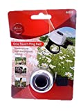 ONE TOUCH PING MINI BICYCLE BELL bike cycle IDEAL FOR LEFT OR RIGHT HANDED