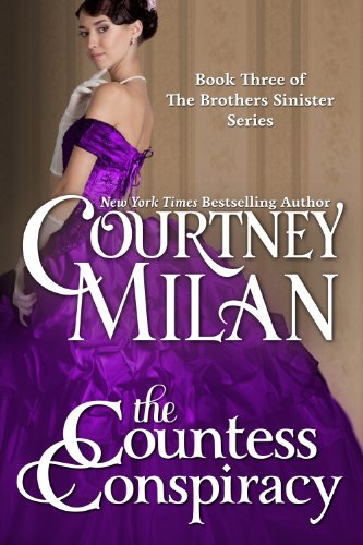 The Countess Conspiracy (The Brothers Sinister, Book 3) by Courtney Milan