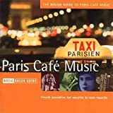 France - The Rough Guide to Paris Café Music Various Artists