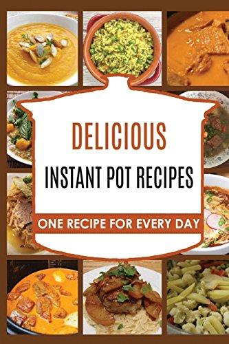 Instant Pot: Instant Pot Pressure Cooker: Instant pot:  Instant Pot Cookbook -> instant pot recipes: Instant Pot Pressure Cooker Cookbook: Instant Pot ... Cooker Cookbook, Instant Pot Starter Recipe) by Carl Preston