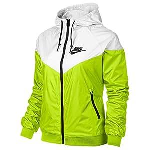 Nike Windrunner Veste coupe-vent pour femme: Amazon.fr: Sports et Loisirs