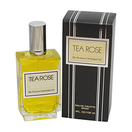 Tea Rose By Perfumer'S Workshop For Women - 4 Ounce Edt Spray