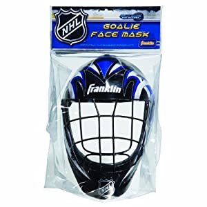 Buy Franklin Sports NHL Mini Hockey Goalie Face Mask (Colors May Vary) by Franklin