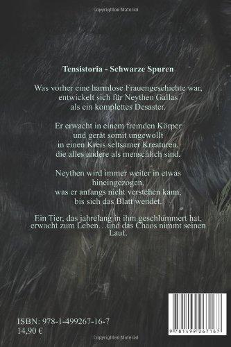 Tensistoria: Schwarze Spuren: Volume 2