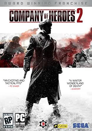 Company of Heroes 2 Digital Collectors Edition [Online Game Code]