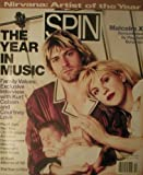 img - for Spin Magazine December 1992 Kurt Cobain & Courtney Love (Single Back Issue) book / textbook / text book