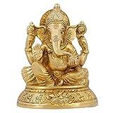 VINAYAK CRAFTERS Ganesha Statue Hindu Temple