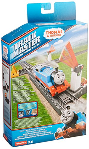 Fisher-Price Thomas the Train TrackMaster Criss-Cross Junction