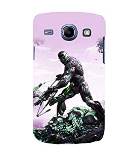 printtech Game Crysis Weapon Back Case Cover for Samsung Galaxy J7 / Samsung Galaxy J7 J700F (2015 EDITION)