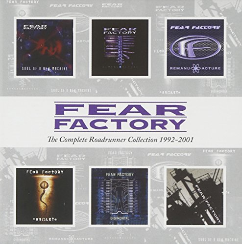 Fear Factory - The Complete Roadrunner Collection 1992-2001 - Zortam Music