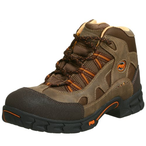Timberland Pro Men'S 50500 Expertise Steel Toe Work Boot,Brown,9.5 W