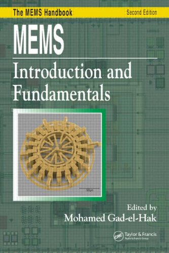 Mems: Introduction And Fundamentals (Mechanical And Aerospace Engineering Series)