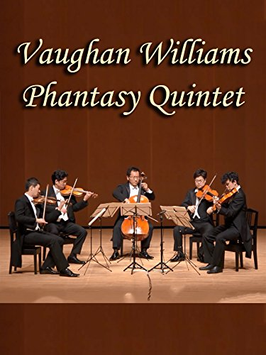 Vaughan Williams Phantasy Quintet