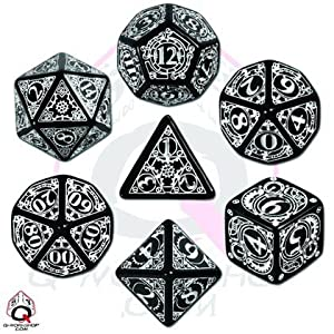 custom d20 dice sets