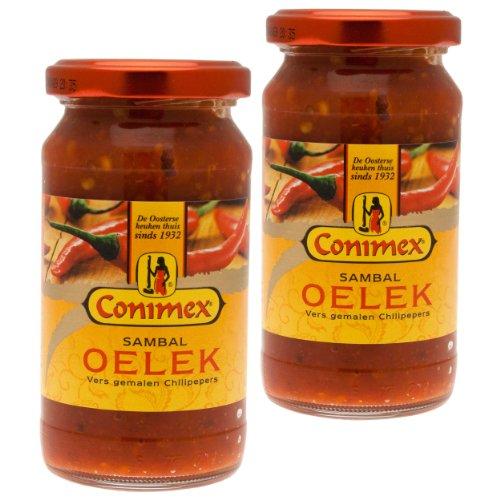 conimex-sambal-oelek-sauce-epicee-indonesienne-au-piment-de-cayenne-2-x-200-g