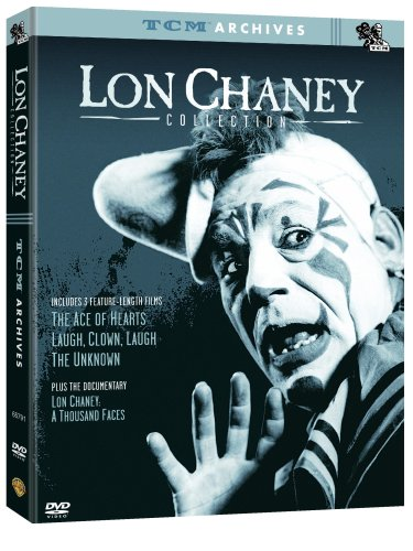 Lon Chaney Collection [DVD] [Region 1] [US Import] [NTSC]