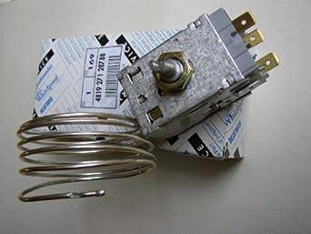Aeg Kühlschrank Thermostat : Thermostat k h  u ac der weniger at