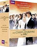 Coffret Les Chefs-d'oeuvre de BBC (Jane Eyre, Orgueil & préjugés, Parade's end, Nord et Sud)