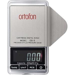 Ortofon Ds-3 Cartridge Needle Gauge