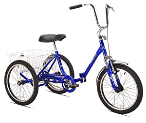 3 Wheel Bikes For Adults Over 300 Lbs Adult Folding Tricycle
