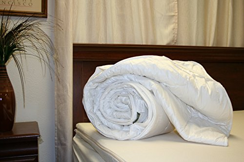 Wool Mattress Pad With Organic Cotton Covering - Calking