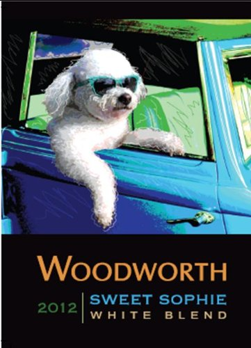"2012 Woodworth Vineyards ""Sweet Sophie"" White 750 Ml"