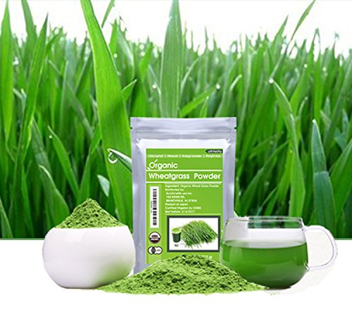 how to make wheatgrass powder