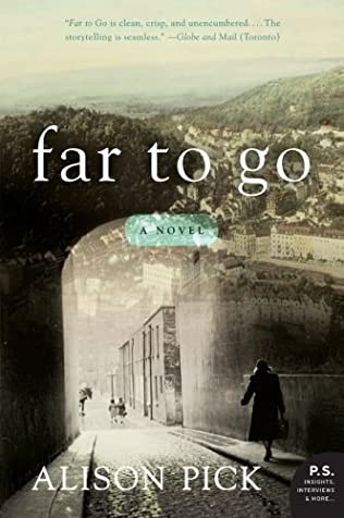 book cover of Far to Go