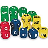 Learning Resources Phonics Cubes Class Set (3 Sets of 6 Cubes)
