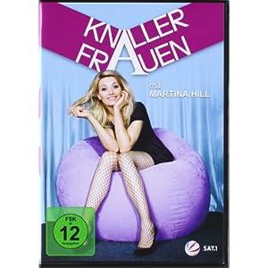 Knallerfrauen auf DVD