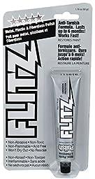 Flitz Metal Polish Tarnish Tube 50 Gram , 1.75 Oz, 2-Pack