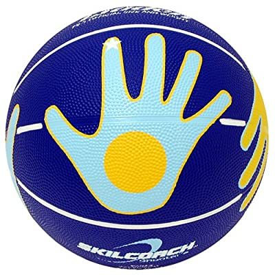 Baden SkilCoach Official Shooter's Rubber Basketball